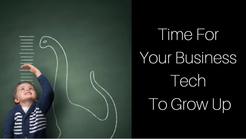 Business Tech Grow Up
