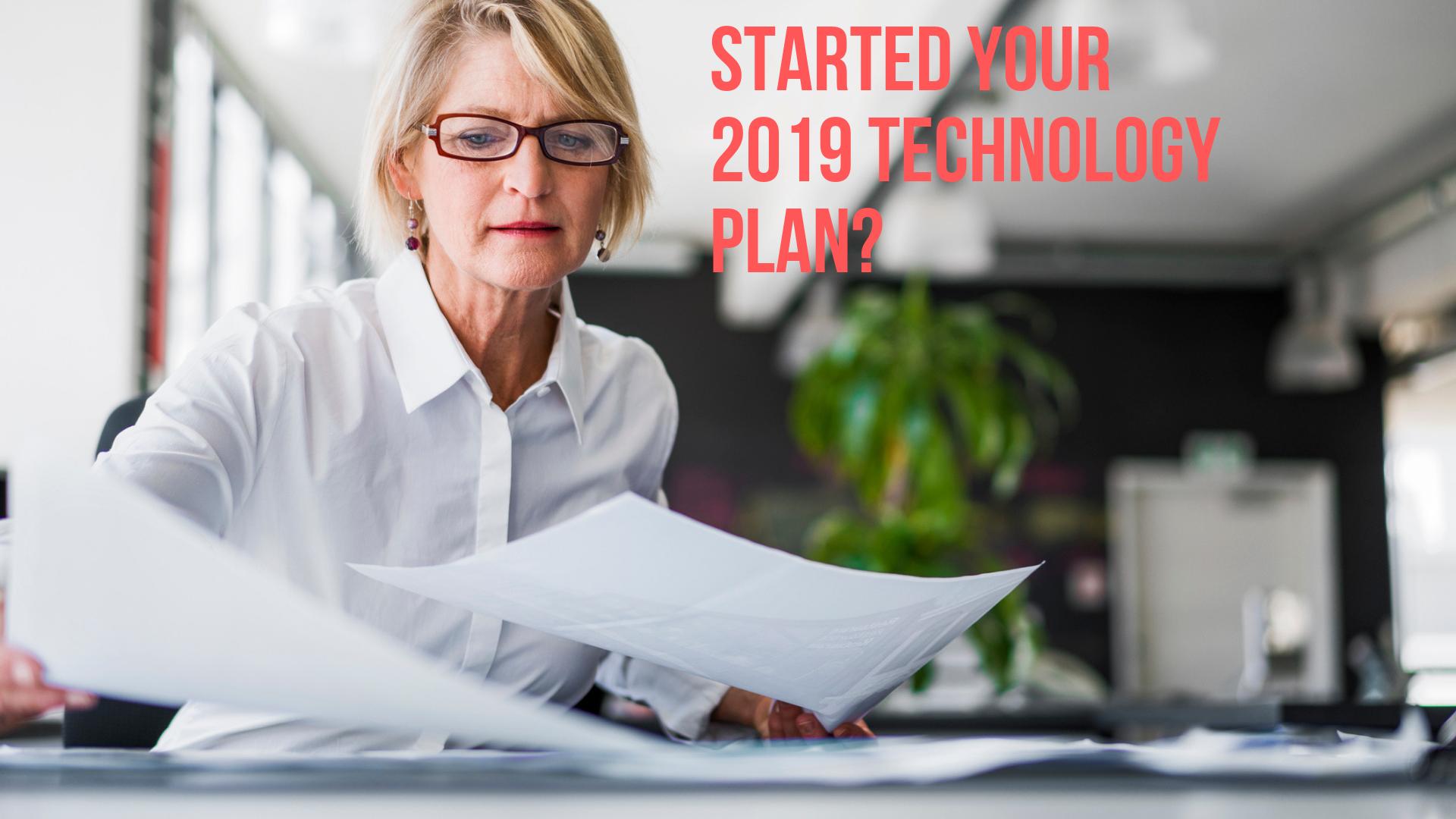 2019 Technology Plan